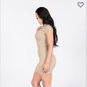 Fashion Nova Wanderlust Dress